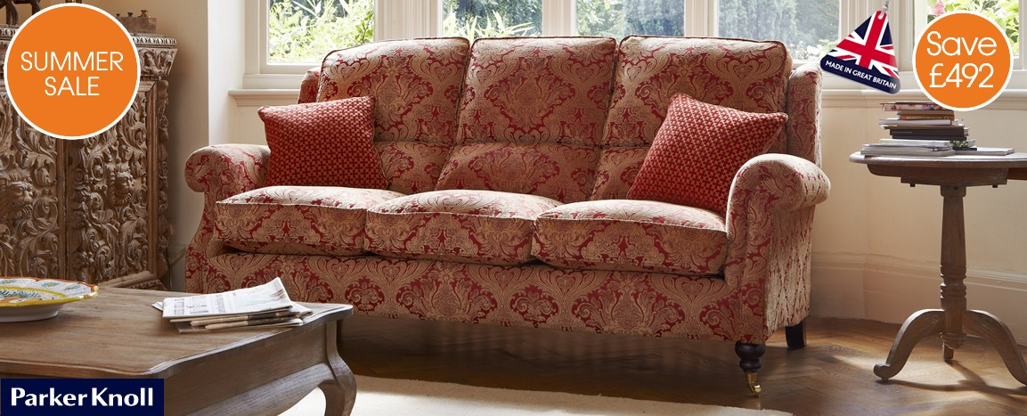 Oakham 3 Seater Sofa    RRP £1969    NOW £1477