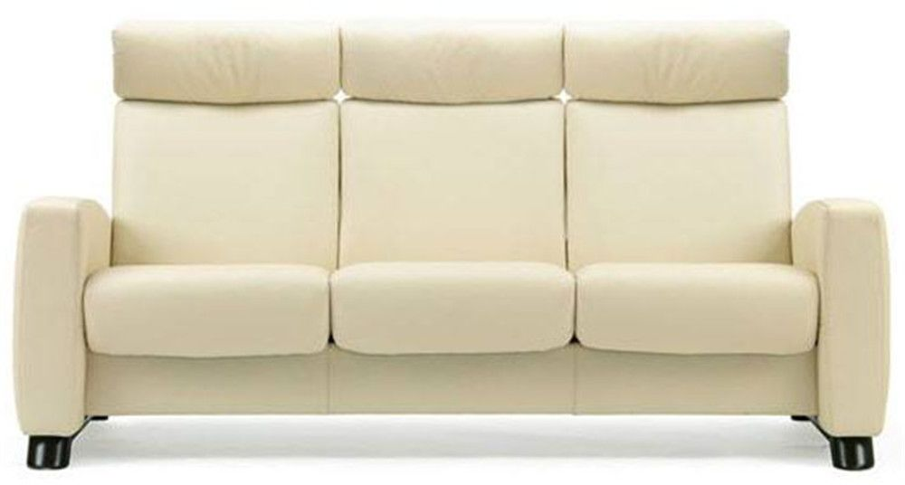 Stressless Arion High Back 3 Seater Sofa Sofa Ranges