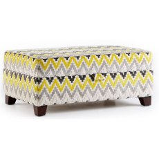 Footstools Large Storage Footstool