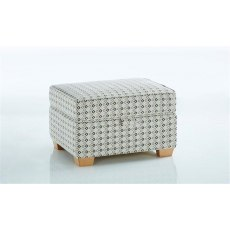 Footstools Square Storage Footstool