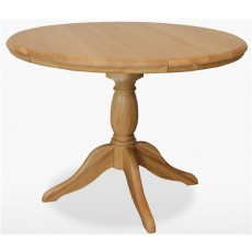 Lamont Dining Round Fixed Top Table