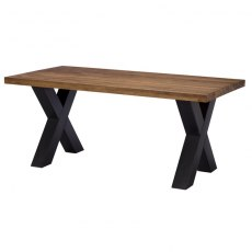 Brunel 220cm Haverstock Dining Table