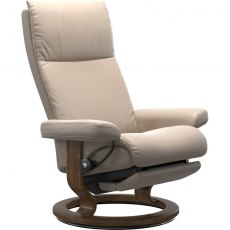 Aura Medium 1343706 Power Dual Motor Chair (leg & back)