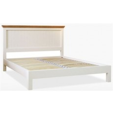 Coelo Bedroom Double Low Foot End Bed