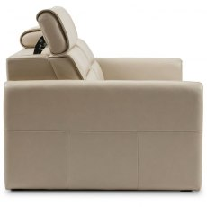 Emily 3 Seater w/power right wood arm