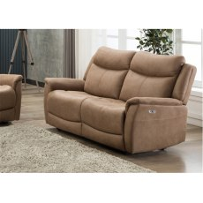 Alberta 2 Seater Electric Recliner Sofa
