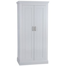 Coelo Bedroom With Painted Tops Narrow All Hanging Wardrobe