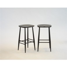 Originals bar stool 65cm (coloured finish)