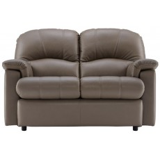 Chloe (Leather) 2 Seater Power Action Recliner Sofa Double