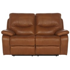 Elmer 2 Seater Manual Recliner Sofa