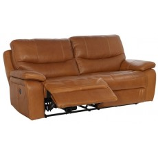 Elmer 2.5 Seater Manual Recliner Sofa