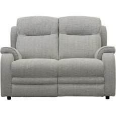 Boston 2 Seater Manual Recliner Sofa