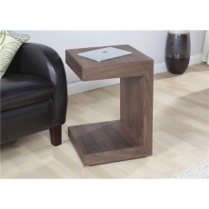 Cube Occasional Utility Table