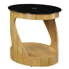 Curve Occassional Lamp Table