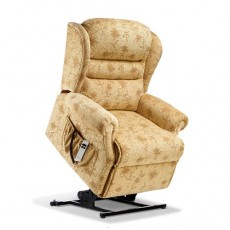 Ashford Leather Royale Electric Lift Recliner - Single Motor