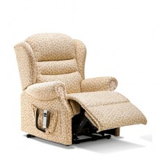 Ashford Leather Royale Powered Recliner