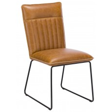 Baker Furniture Chairs Cooper Dining Chair Tan