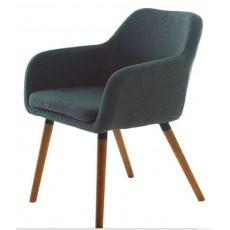 Chairs Dawson with Dark Grey Fabric