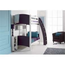 Kids Stuff White Bunk Bed Conversion