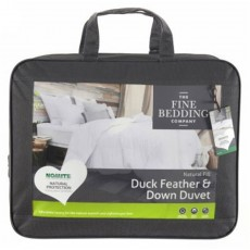 Fine Bedding Company Duvet 13.5 Tog Duck Feather & Down