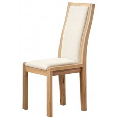 Bosco Dining Cream Upholstered Dining Chair
