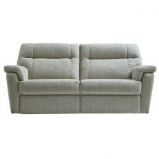 Alice 3 Seater Double Manual Recliner Sofa