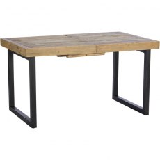 Nixon Dining 140cm - 180cm Fully Extending Dining Table