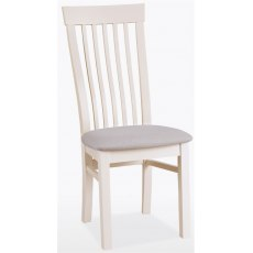Coelo Dining Express Swell Chair Fabric F19 in Morning Dew