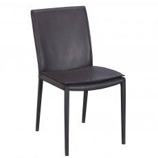 Baker Furniture Chairs Ralph Dining Chair Grey