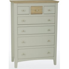 Aria Bedroom 4 + 3 Drawer Chest