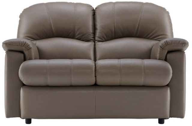 Chloe (Leather) 2 Seater Power Action Recliner Sofa RHF