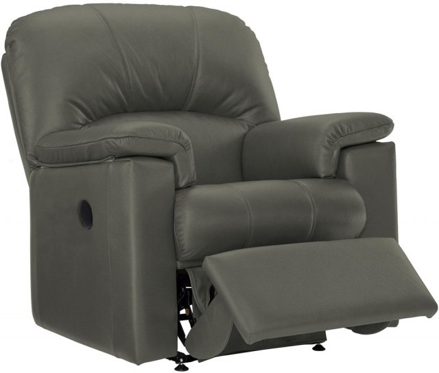 Chloe (Leather) Power Action Recliner Chair