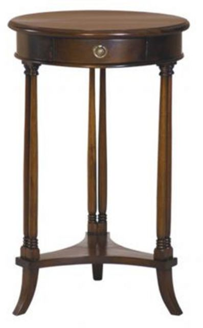 Mahogany Occasional York Wine Table