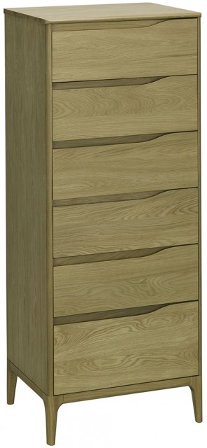 finest selection dc92c 6c745 Rimini 6 Drawer Tall Chest