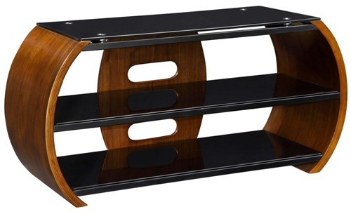 Curve Home Entertainment TV Stand