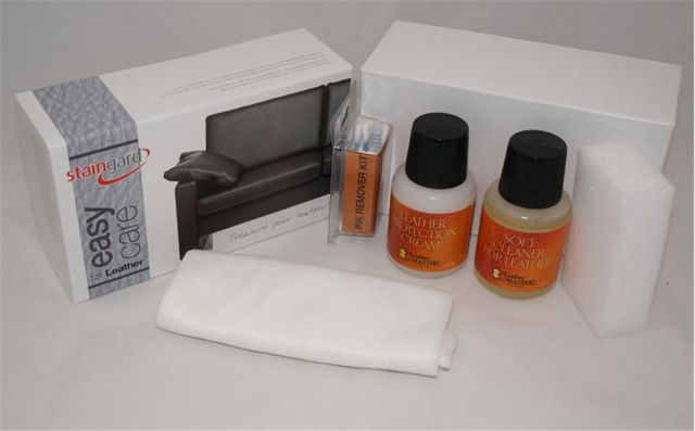 Cleaning Product Small Leather  Kits