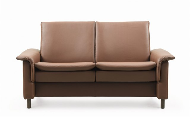 Cool Stressless Aurora 2 Seater Sofa Low Back Leather Sofas Onthecornerstone Fun Painted Chair Ideas Images Onthecornerstoneorg