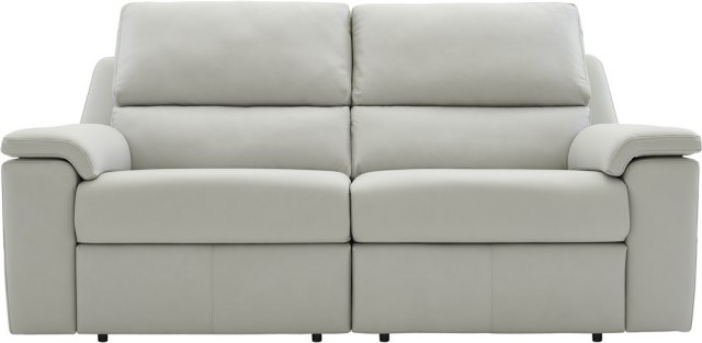G Plan Upholstery Taylor Leather 3 Seater Sofa Leather Sofas Reynolds Furniture