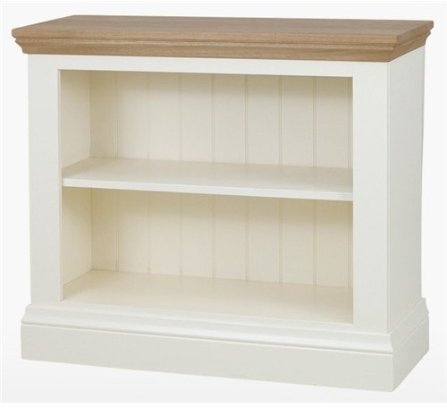 Coelo Dining Express Bookcase in Lacq/Morning Dew