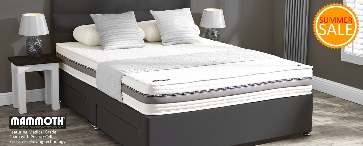 Performance 220 King Size Bed    RRP £2069   NOW £1549
