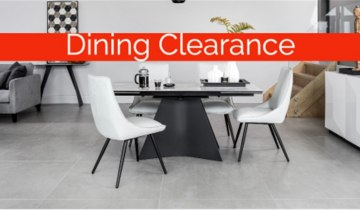 Clearance - Dining