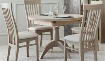 Windsor Dining - Painted Oak