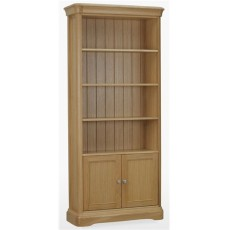 Lamont Dining Bookcase with 2 Doors