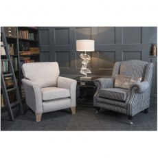 Lombardy Wing Chair