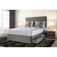 Alder Ultimate Support Platform Top Divan Set