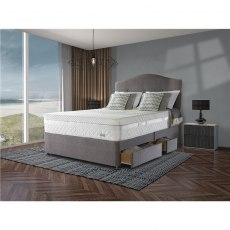 Hybrid Dynamic 2300 Padded Top Ottoman Set