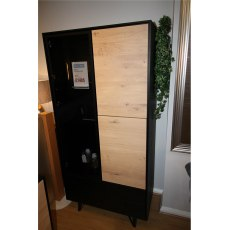 Clearance - Dining MTE Montreal 2 Door Cabinet with lights
