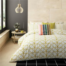 Orla Kiely Linear Stem Duvet Cover Dandelion - King