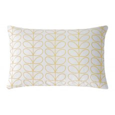 Orla Kiely Linear Stem Standard Pillowcase Dandelion pair