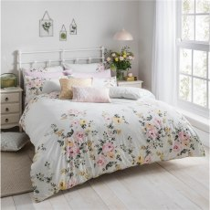 Cath Kidston Vintage Bunch Duvet Set - King & 2 Pillowcases
